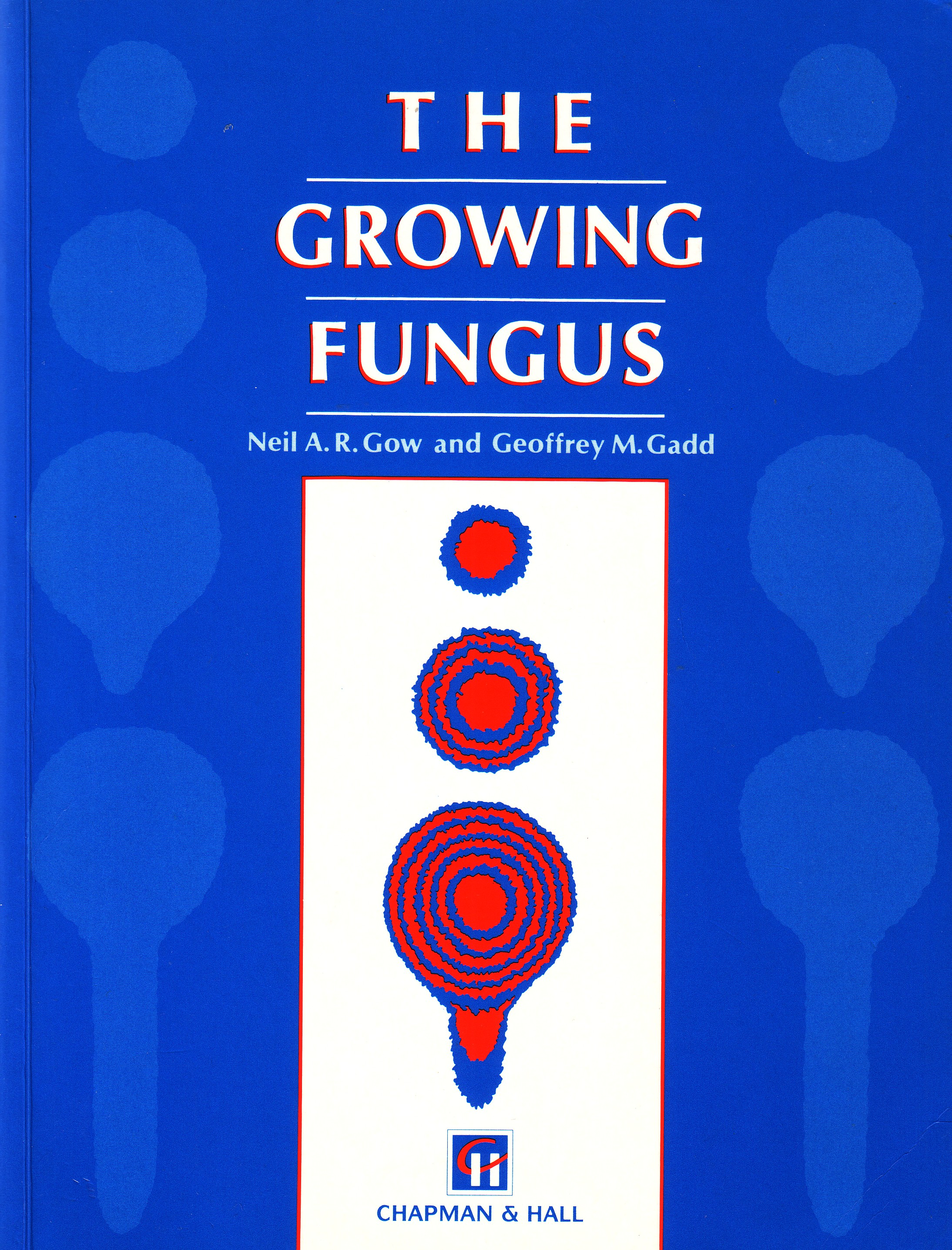 growing fungus cover